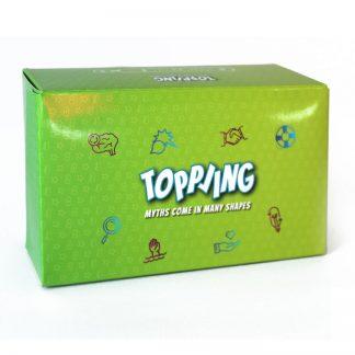 juego de cartas toppling